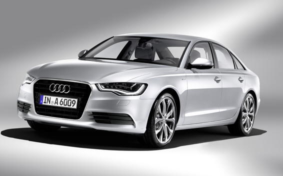 Audi A6 Hybrid 1