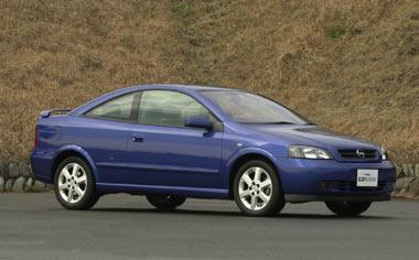 Opel Astra WAGON LS RHD AT 1.6 (2001)