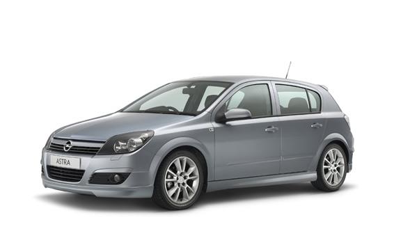 Opel Astra 1.8CD RHD 1.8 AT (2005)