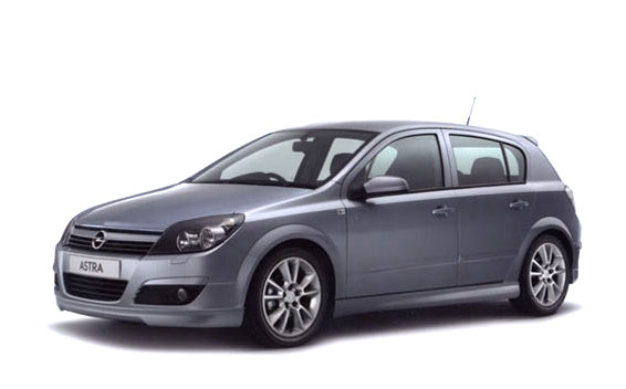 Opel Astra 1.8 SPORT NAVI PACKAGE RHD AT 1.8 (2006)