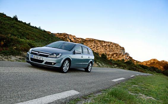 Opel Astra Wagon 1