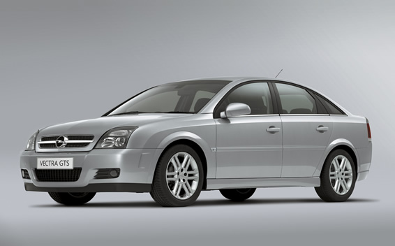 Opel Vectra Gts 1
