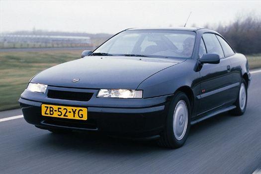 Opel Calibra 1