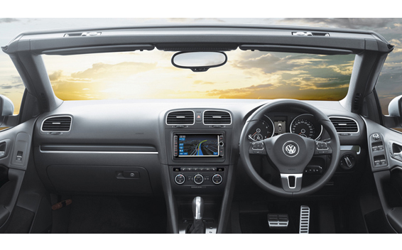 Volkswagen Golf Cabriolet 7