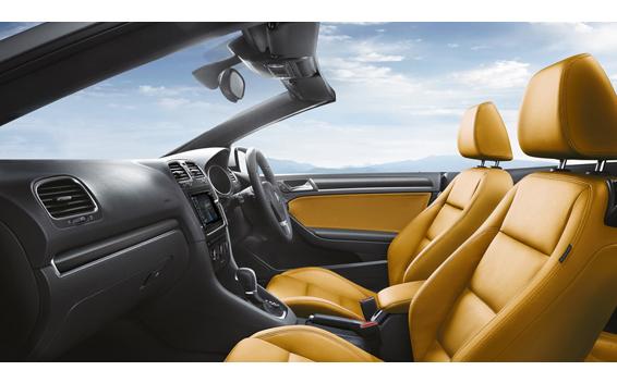 Volkswagen Golf Cabriolet 9