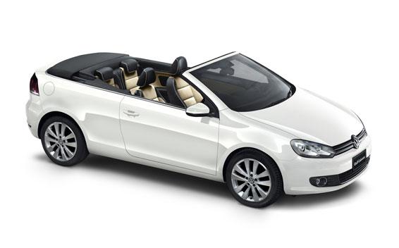 Volkswagen Golf Cabriolet 11