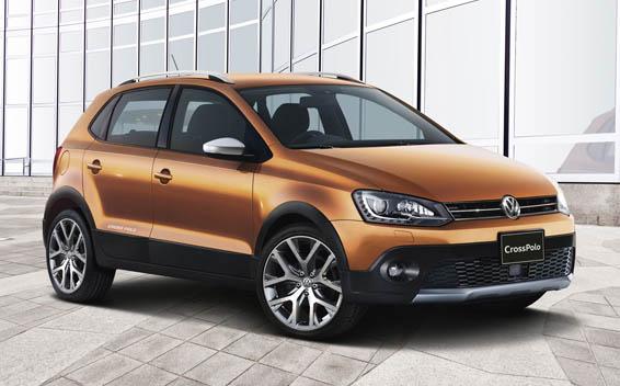 Volkswagen Cross Polo 1