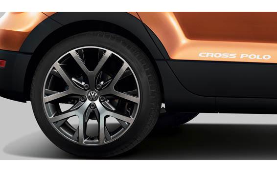 Volkswagen Cross Polo 5