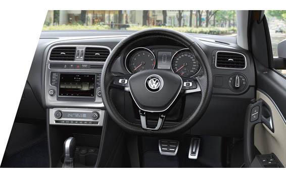 Volkswagen Cross Polo 6