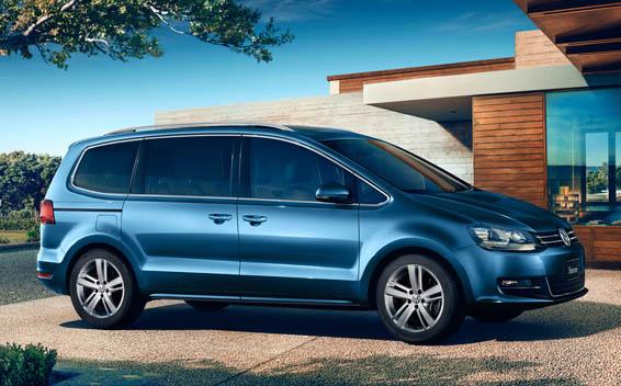Volkswagen Sharan 1