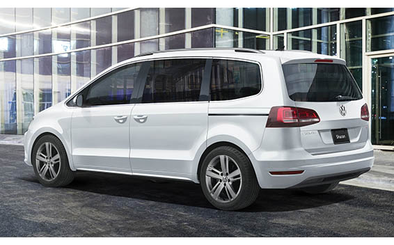 Volkswagen Sharan 14