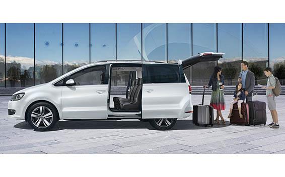 Volkswagen Sharan 15