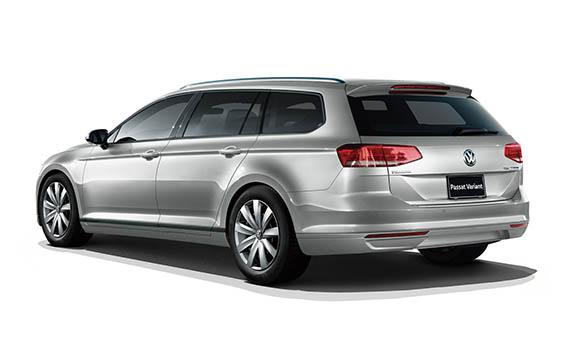 Volkswagen Passat Variant 8