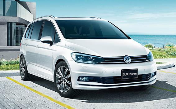 Volkswagen Golf Touran 1