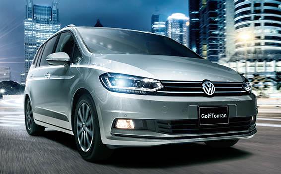 Volkswagen Golf Touran 3