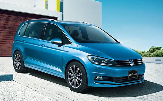 Volkswagen Golf Touran 4