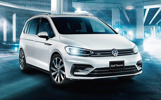 Volkswagen Golf Touran 6