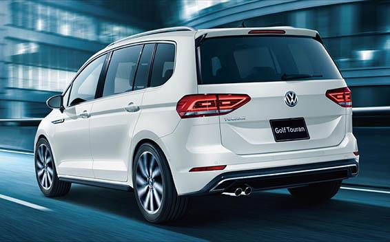 Volkswagen Golf Touran 7