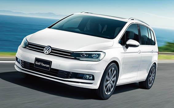 Volkswagen Golf Touran 8