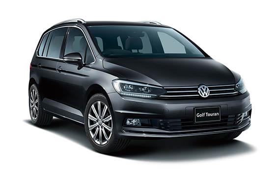 Volkswagen Golf Touran 10