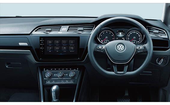 Volkswagen Golf Touran 21