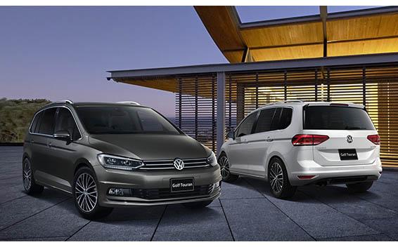Volkswagen Golf Touran 41