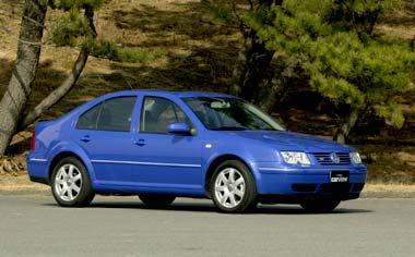 Volkswagen Bora 2.0ECAT RHD (2000)