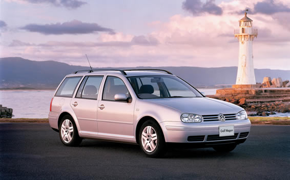 Volkswagen Golf Wagon 1