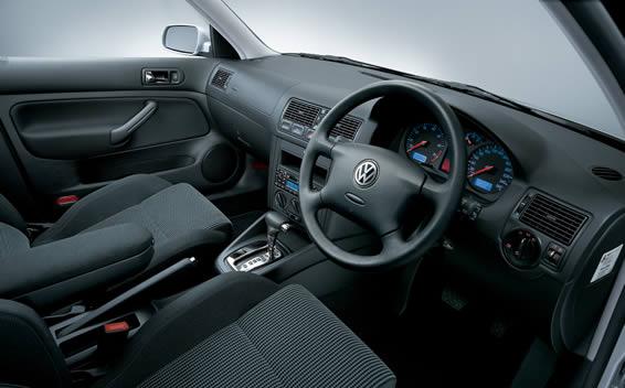 Volkswagen Golf Wagon 3