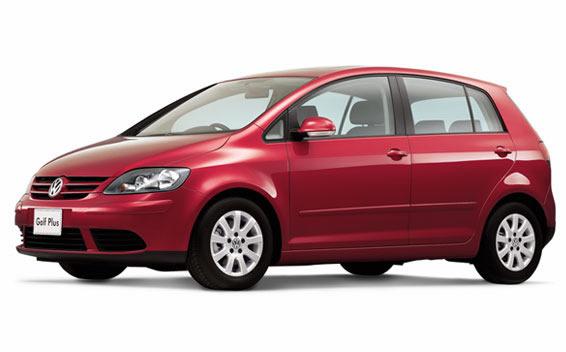 Volkswagen Golf Plus 1
