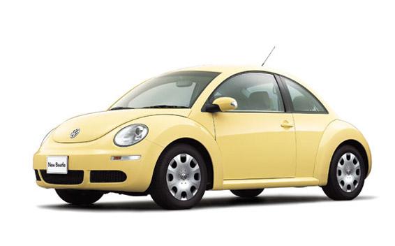 Volkswagen New Beetle 1