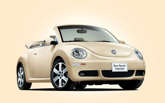Volkswagen New Beetle 11