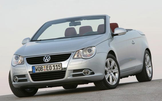 Volkswagen EOS 1