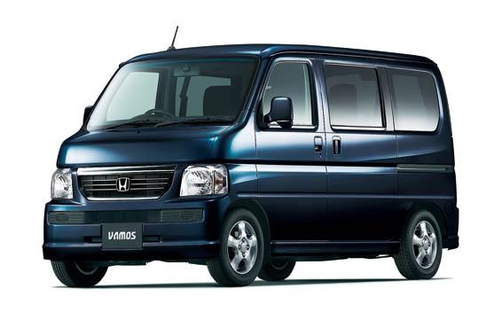 Honda Vamos 1