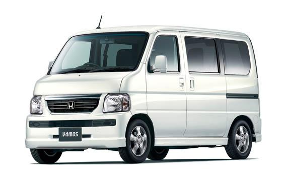 Honda Vamos 2