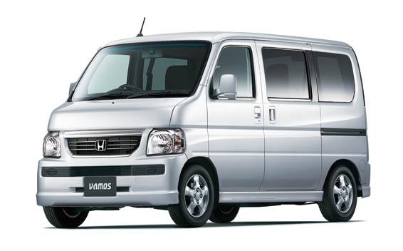 Honda Vamos 3