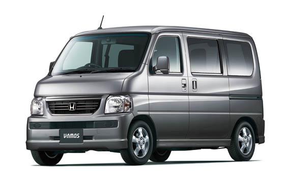 Honda Vamos 4