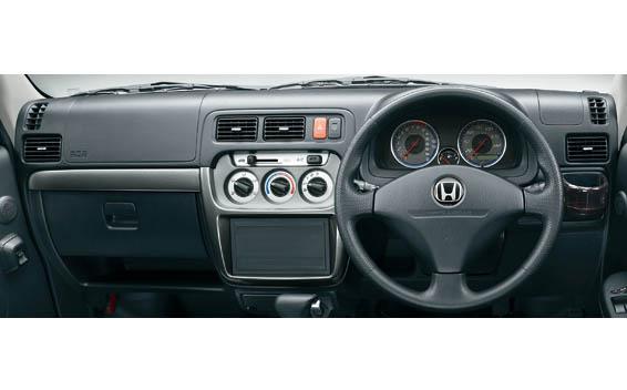 Honda Vamos 6