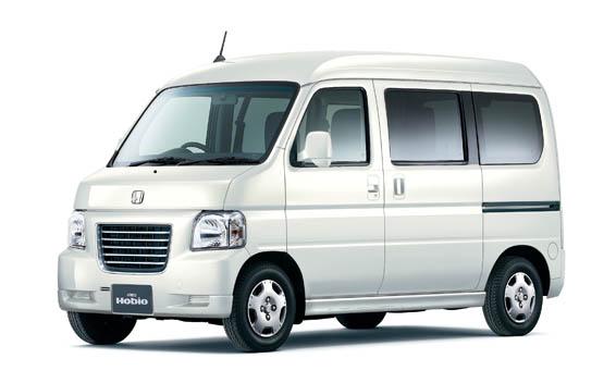 Honda Vamos Hobio 1