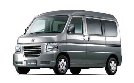 Honda Vamos Hobio 4