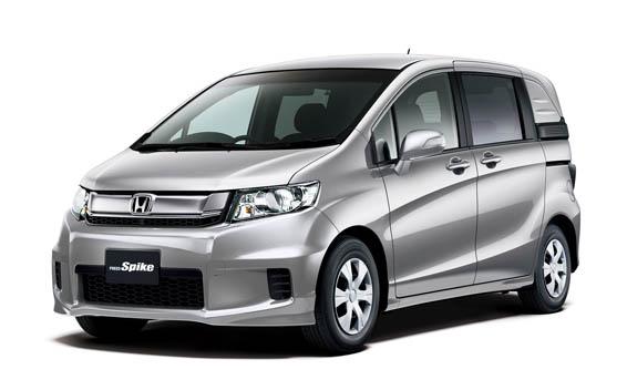 Honda Freed Spike 7