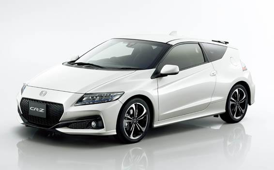 Honda CR-Z 1