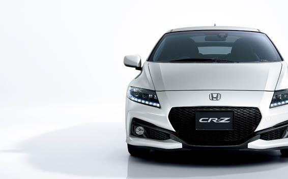 Honda CR-Z 4