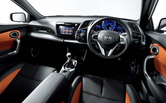 Honda CR-Z 15