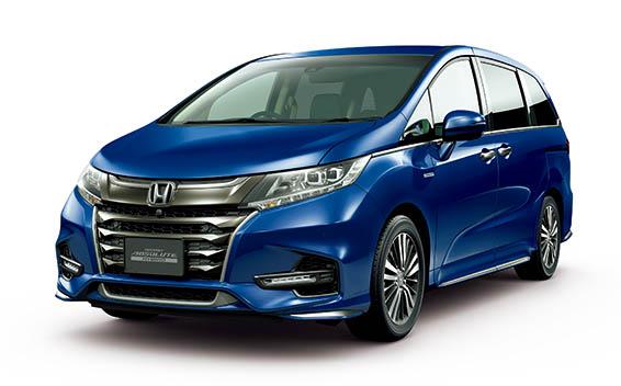 Honda Odyssey Hybrid 5