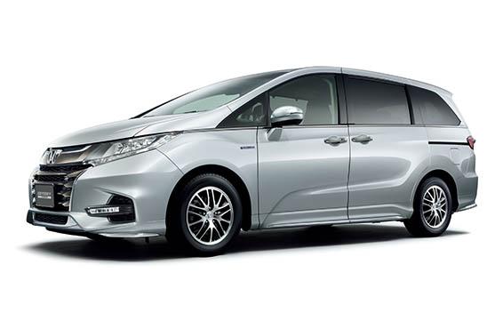 Honda Odyssey Hybrid 7
