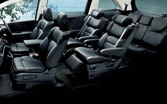 Honda Odyssey Hybrid 15