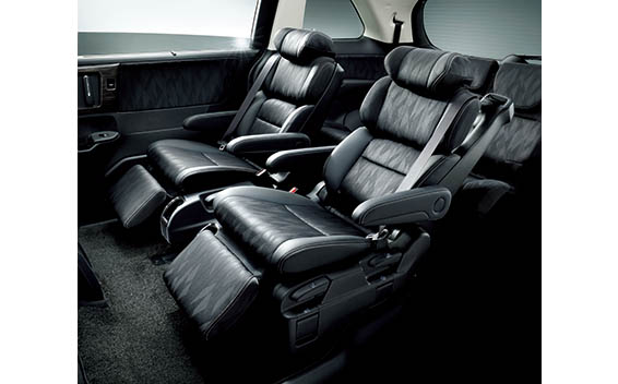 Honda Odyssey Hybrid 16