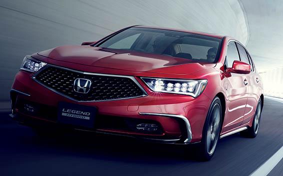 Honda Legend 2
