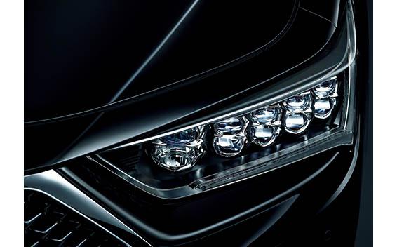 Honda Legend 6